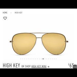 Quay High Key Desi Perkins Sunglasses